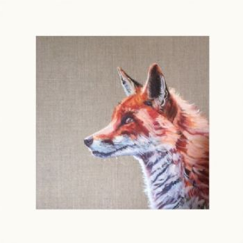 Fox Portrait (Print)
